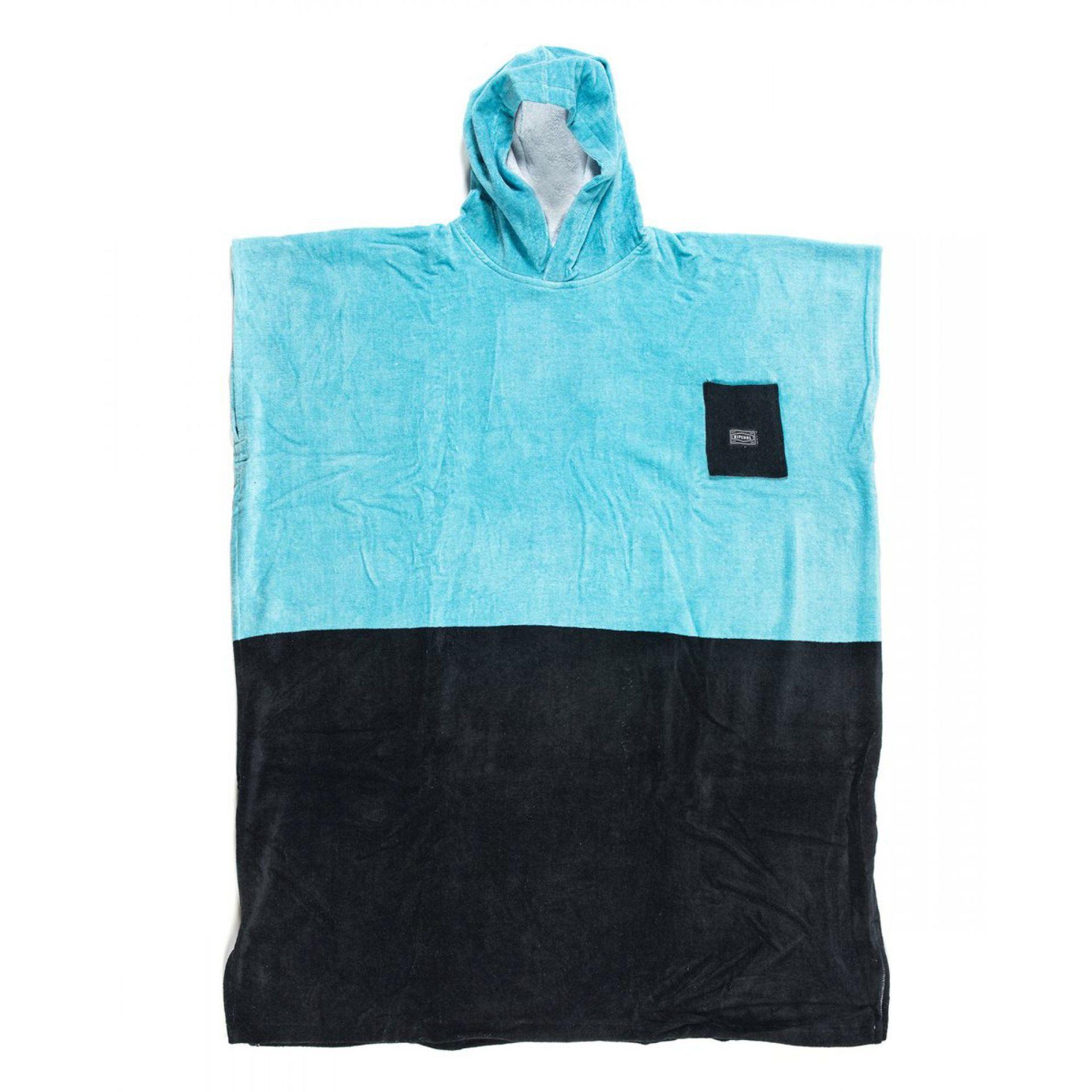 PONCHO RĘCZNIK RIP CURL CLASSIC PONCHO BOY 9427 NILE BLUE