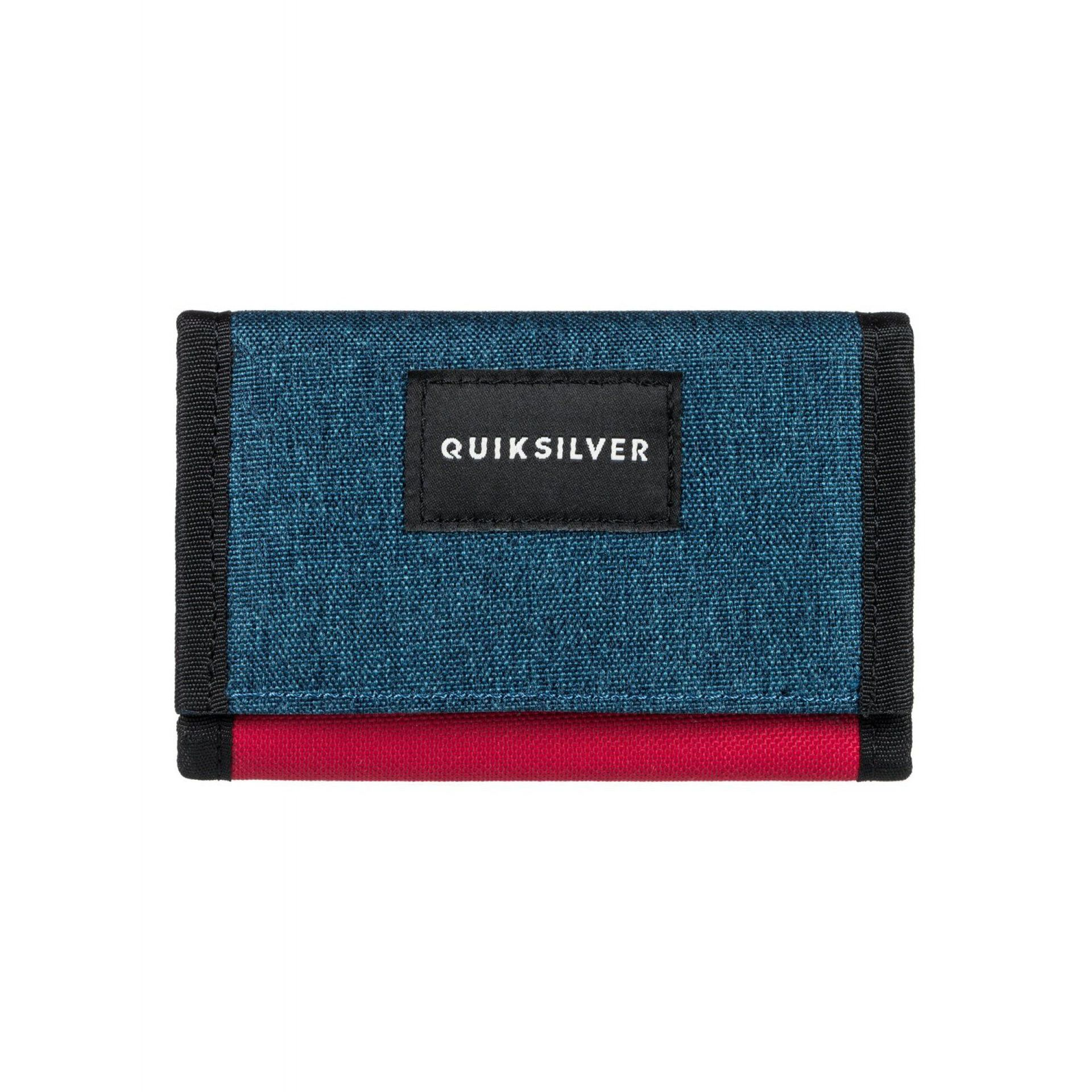 PORTFEL QUIKSILVER THE EVERYDAILY QUIK RED