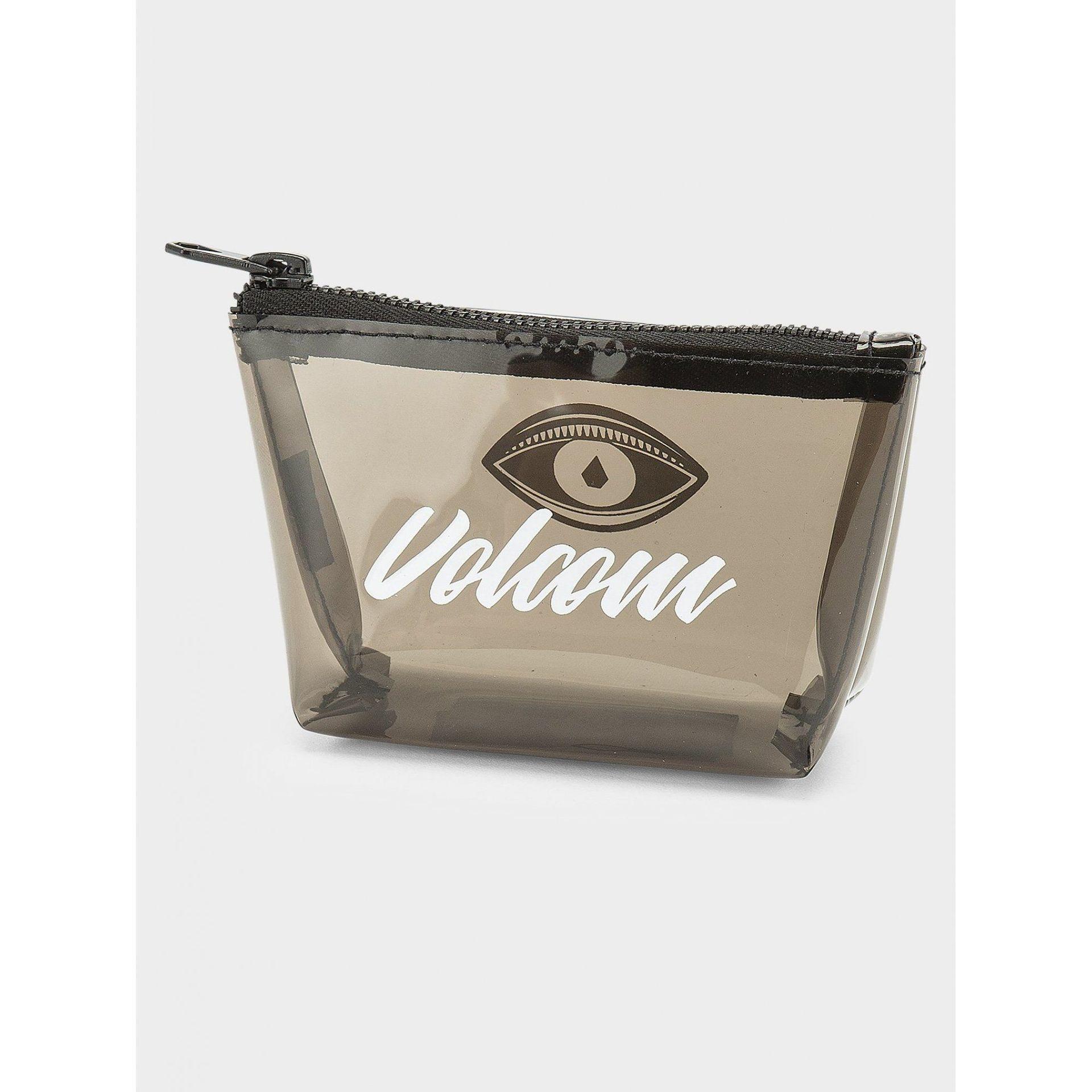 PORTFEL VOLCOM SEEIN COIN POCKET E6011950-BLACK 1