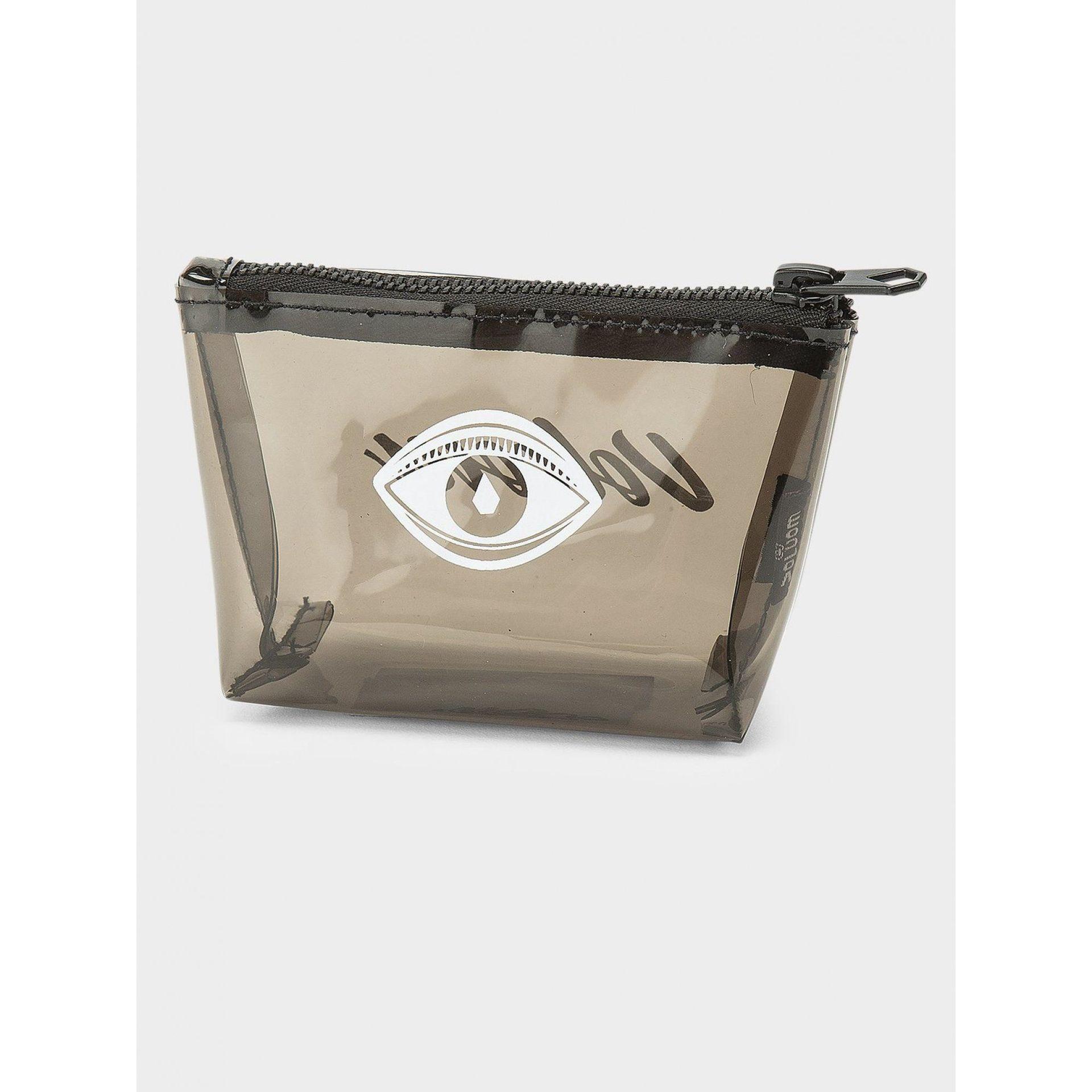 PORTFEL VOLCOM SEEIN COIN POCKET E6011950-BLACK 2