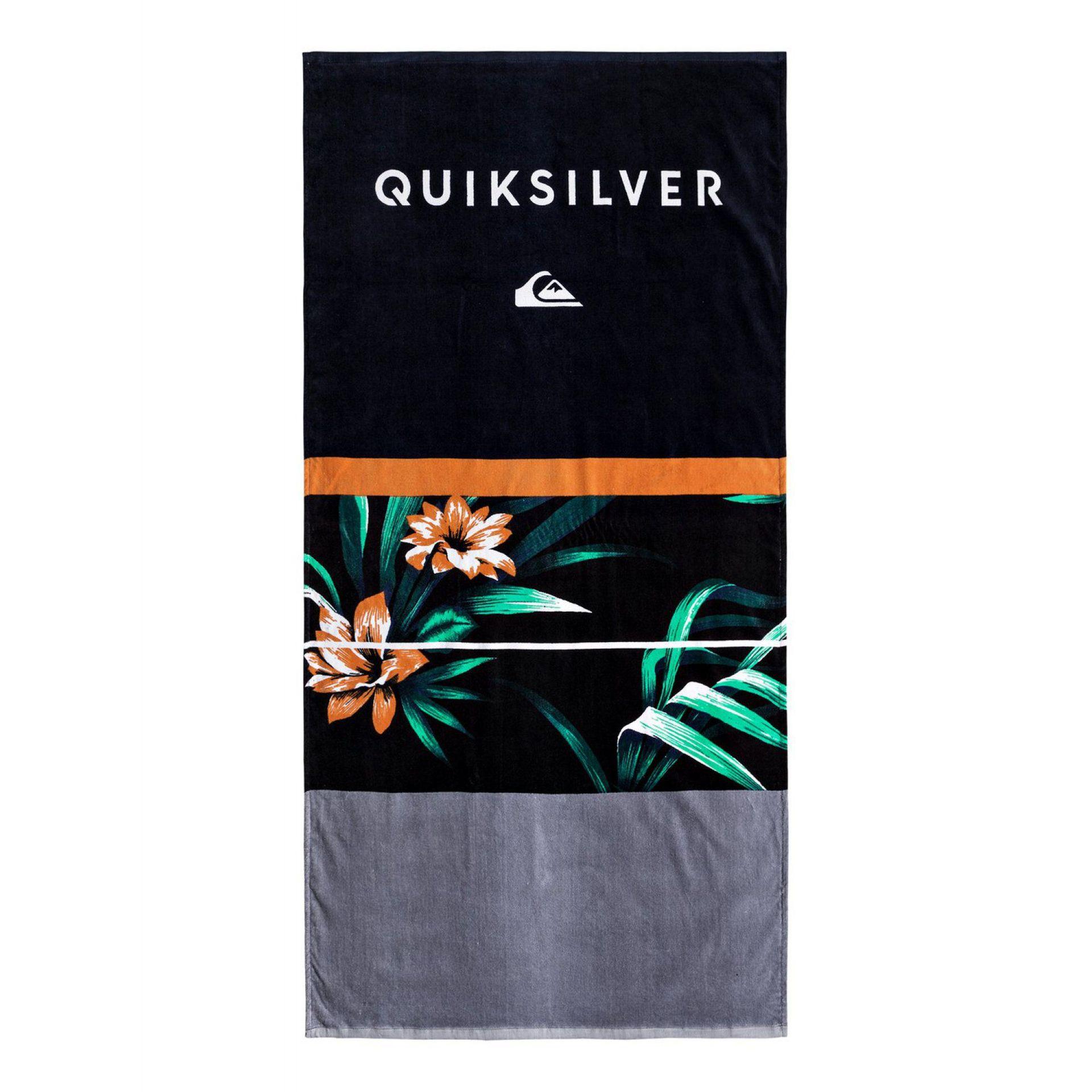 RĘCZNIK QUIKSILVER FRESHNESS BLACK