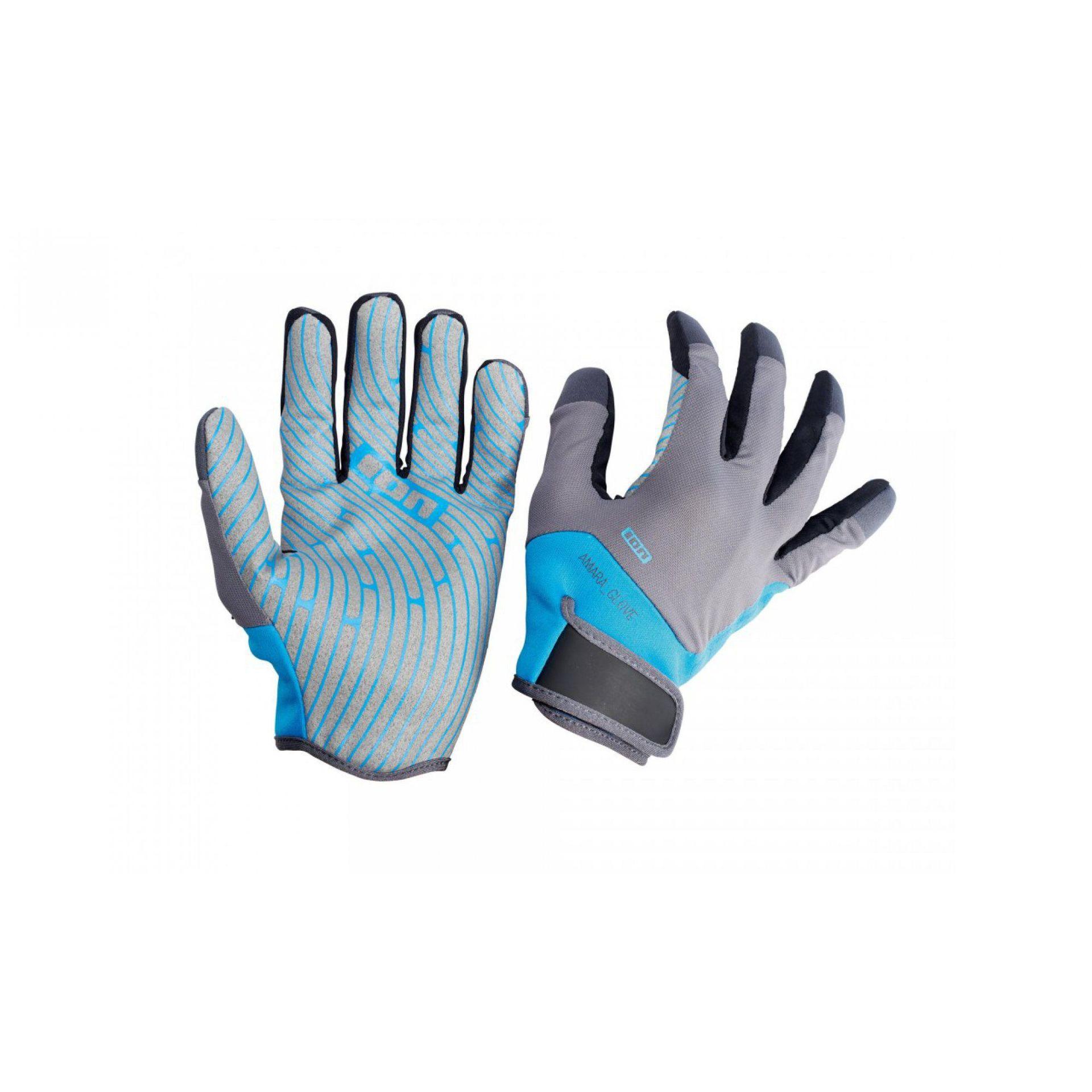 RĘKAWICZKI NEOPRENOWE ION AMARA FULL FINGER 48400-4141 BLUE|GREY
