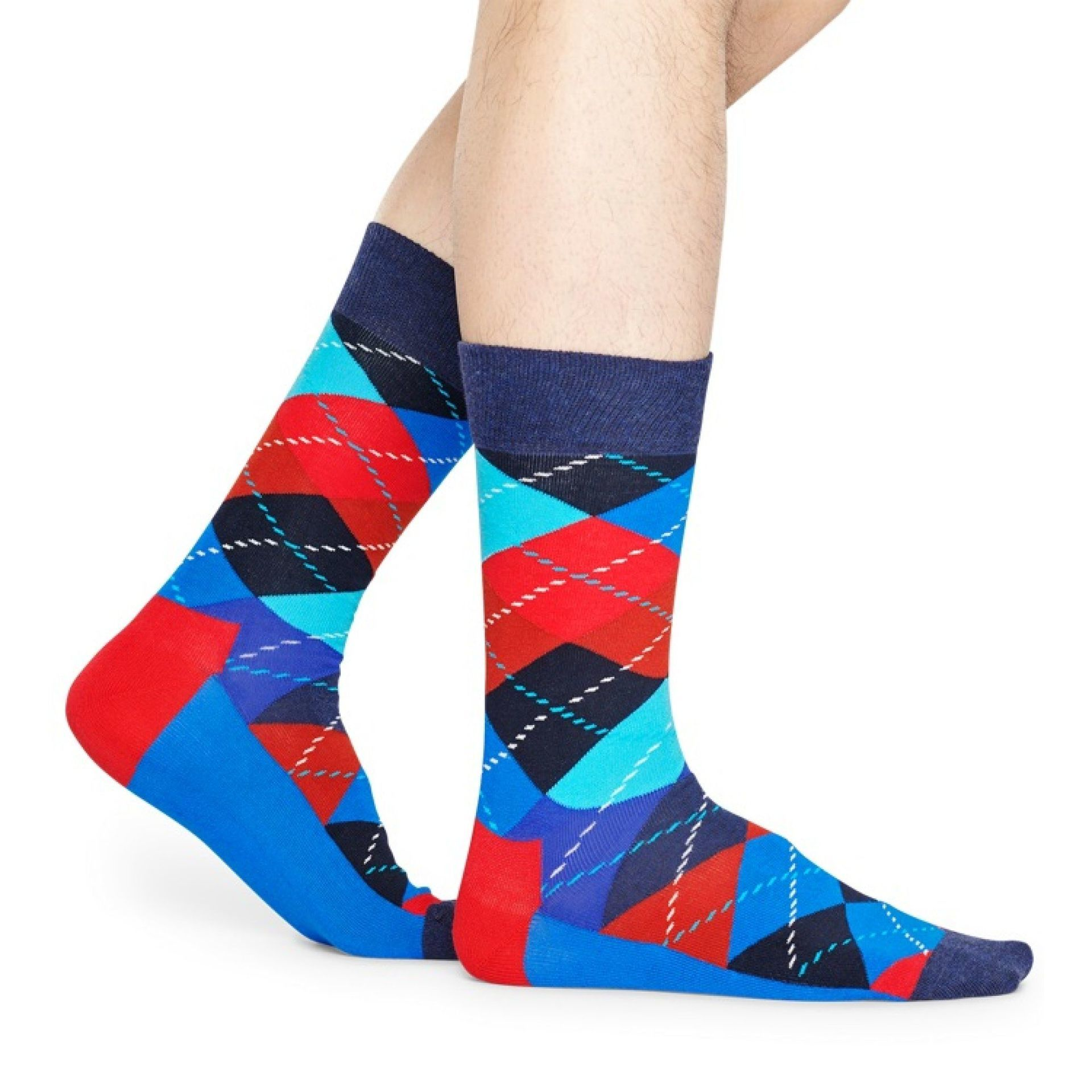 SKARPETKI HAPPY SOCKS ARGYLE SOCK ARY01-6300 2