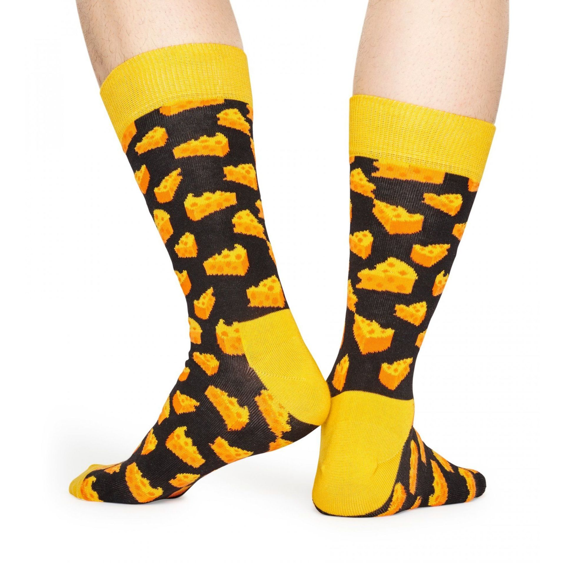 SKARPETKI HAPPY SOCKS CHEESE SOCK CES01-9300 1