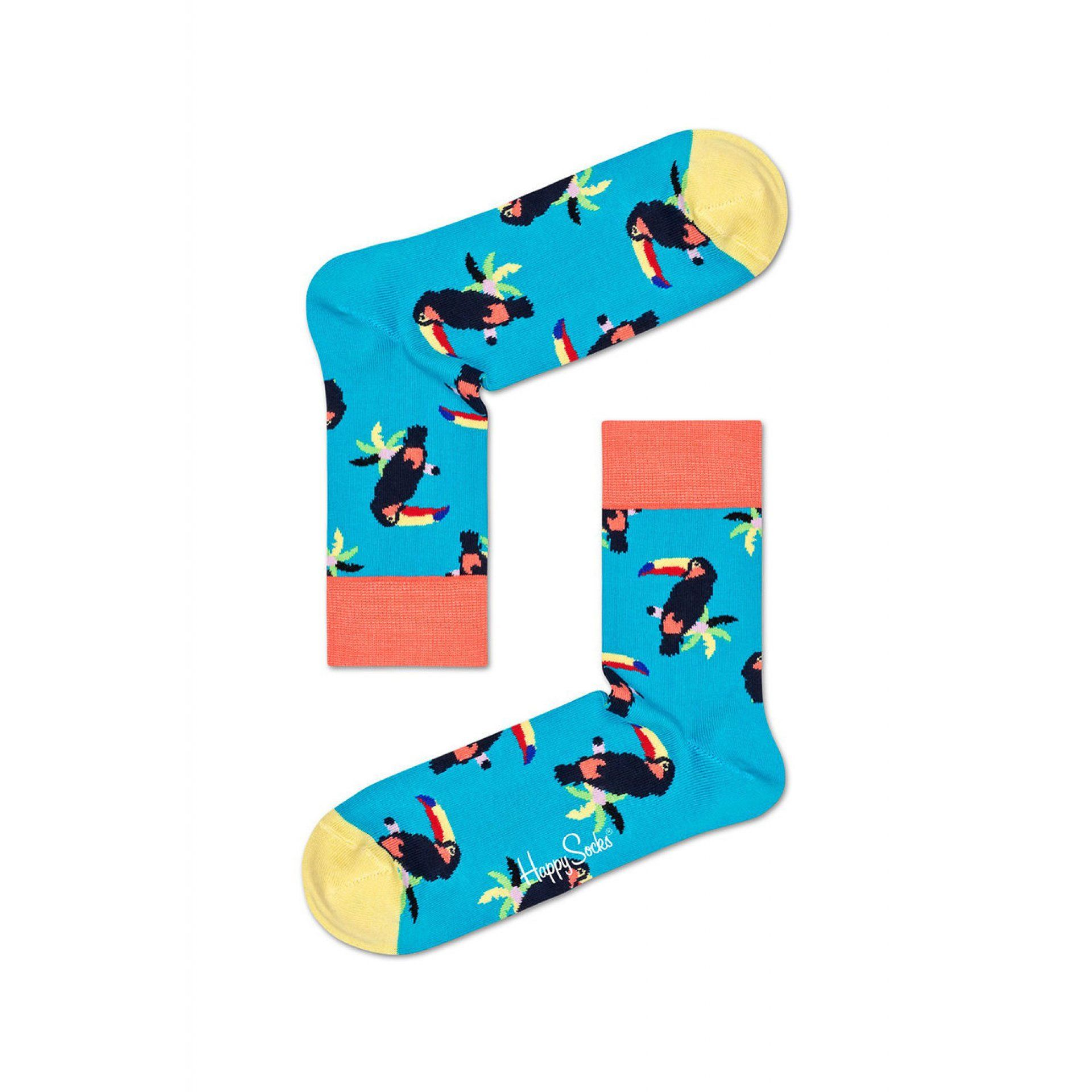 SKARPETKI HAPPY SOCKS SURFS UP 1|2 TOU13-6000