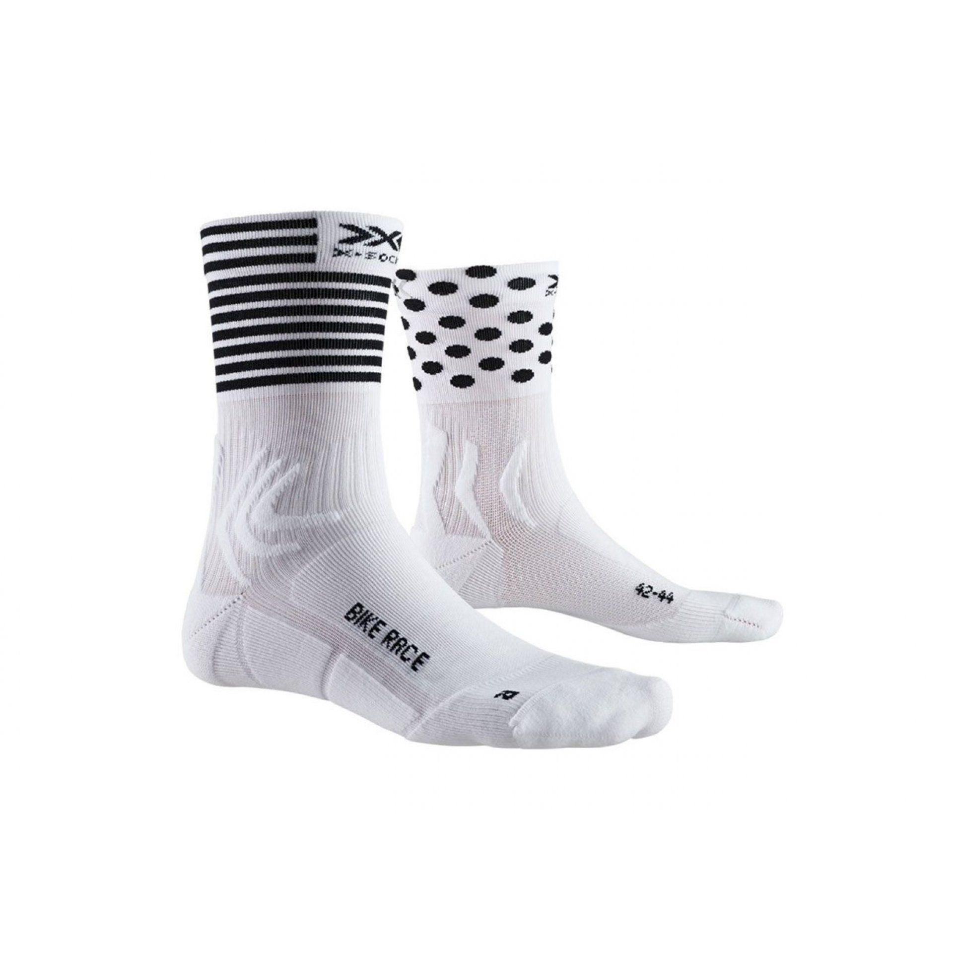 SKARPETY ROWEROWE X-SOCKS BIKE RACE W011