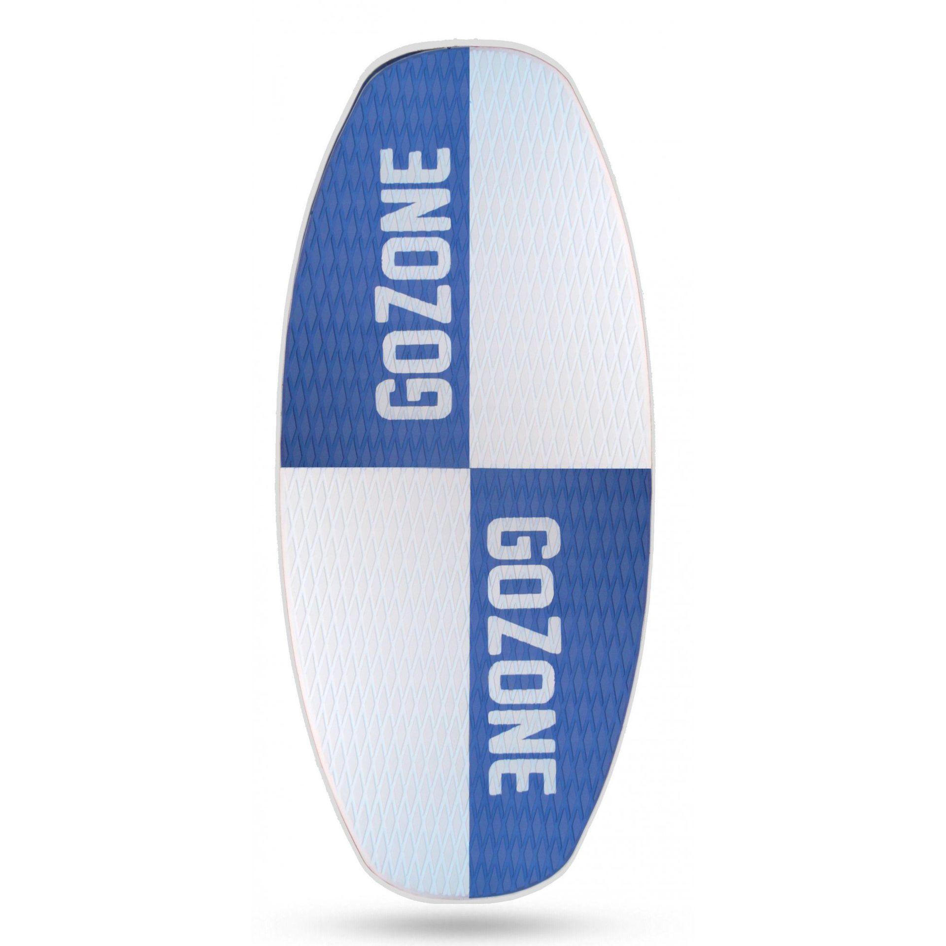 SKIMBOARD GOZONE PRO M WHITE BLUE