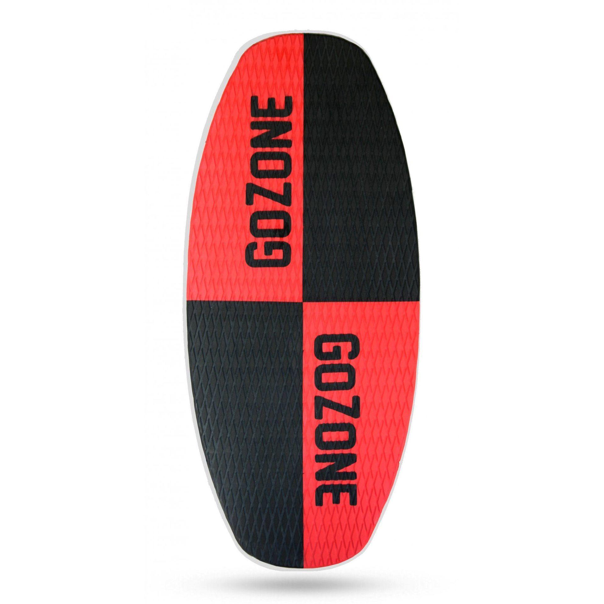 SKIMBOARD GOZONE PRO S BLACK|RED