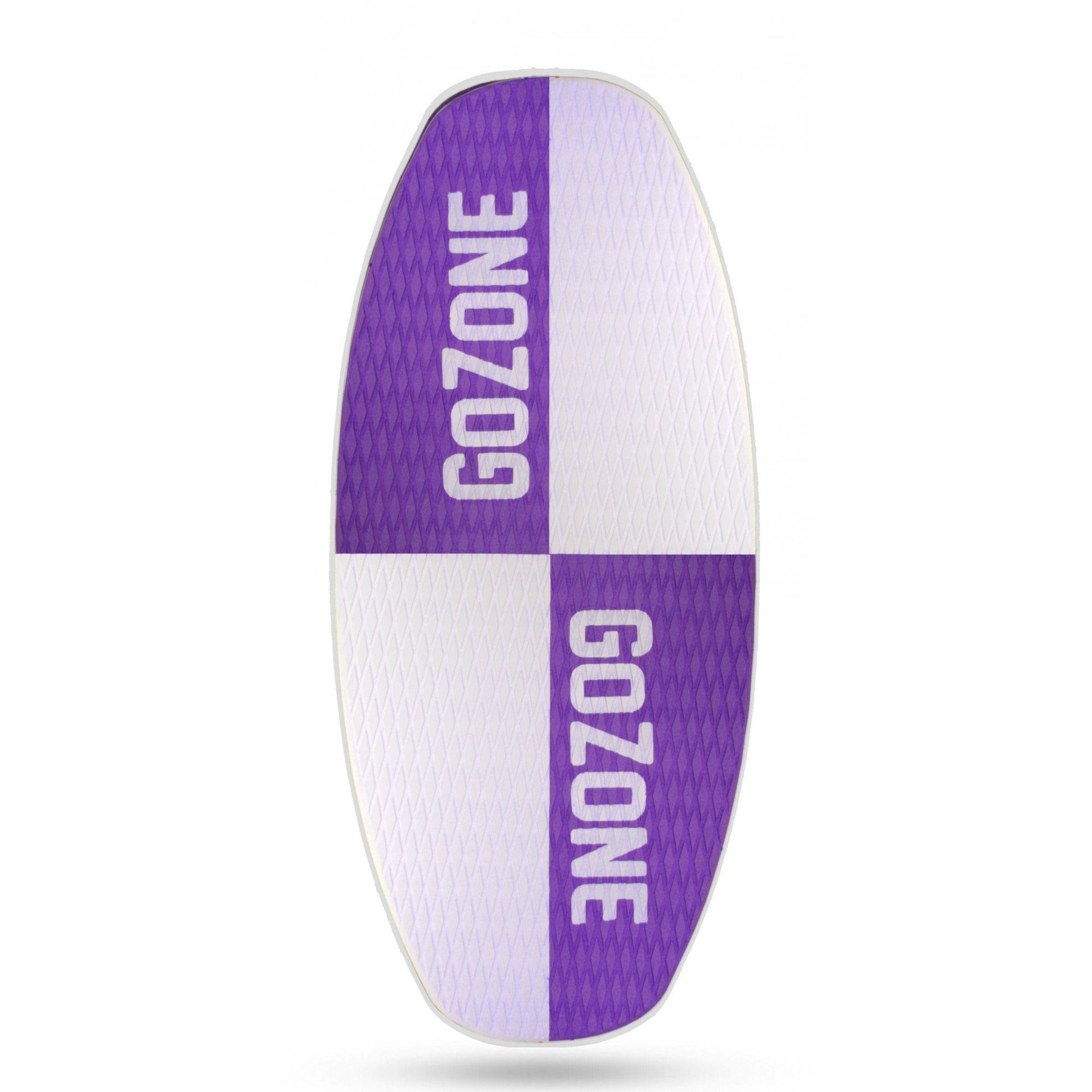 SKIMBOARD GOZONE PRO S WHITE|PURPLE
