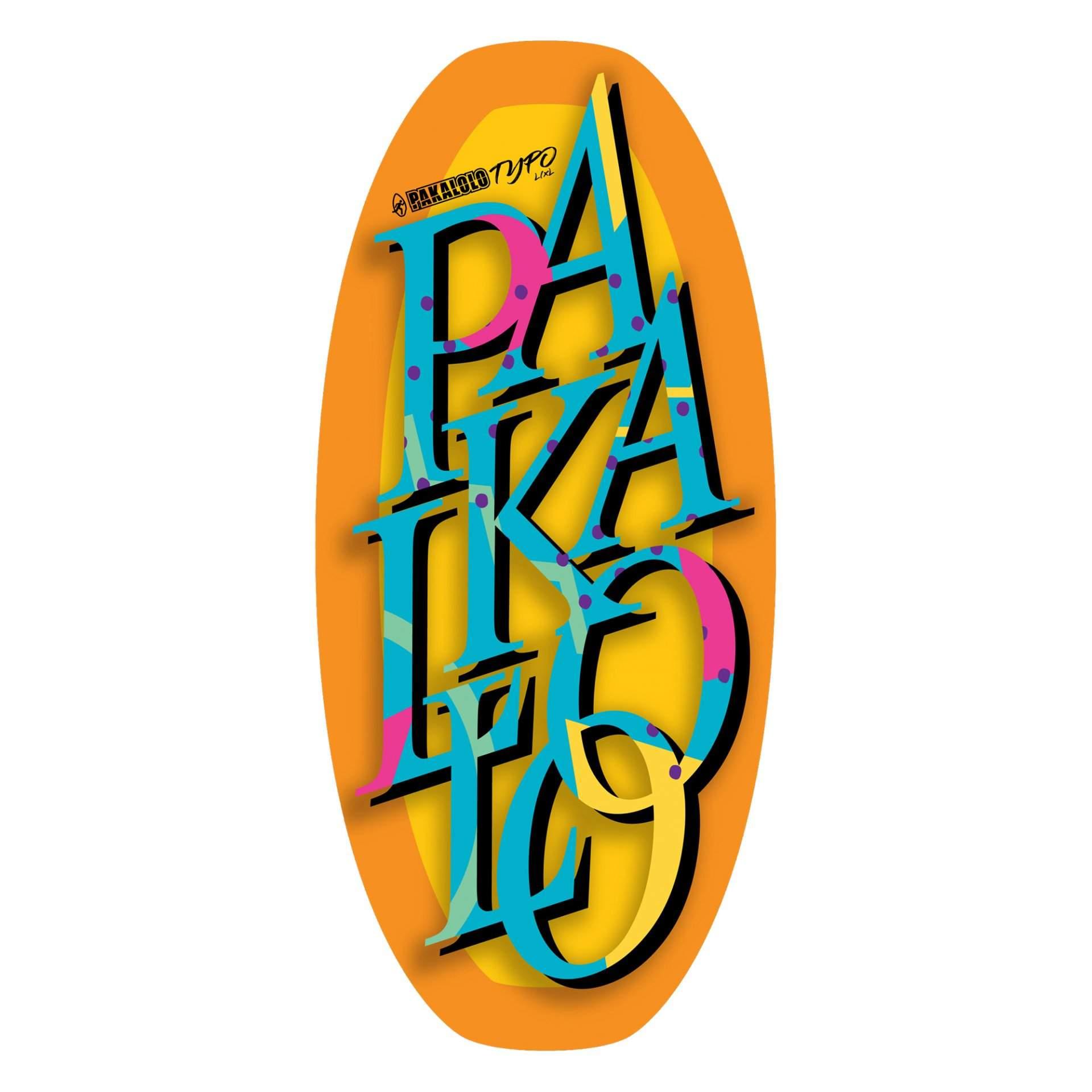 SKIMBOARD PAKALOLO TYPO 1