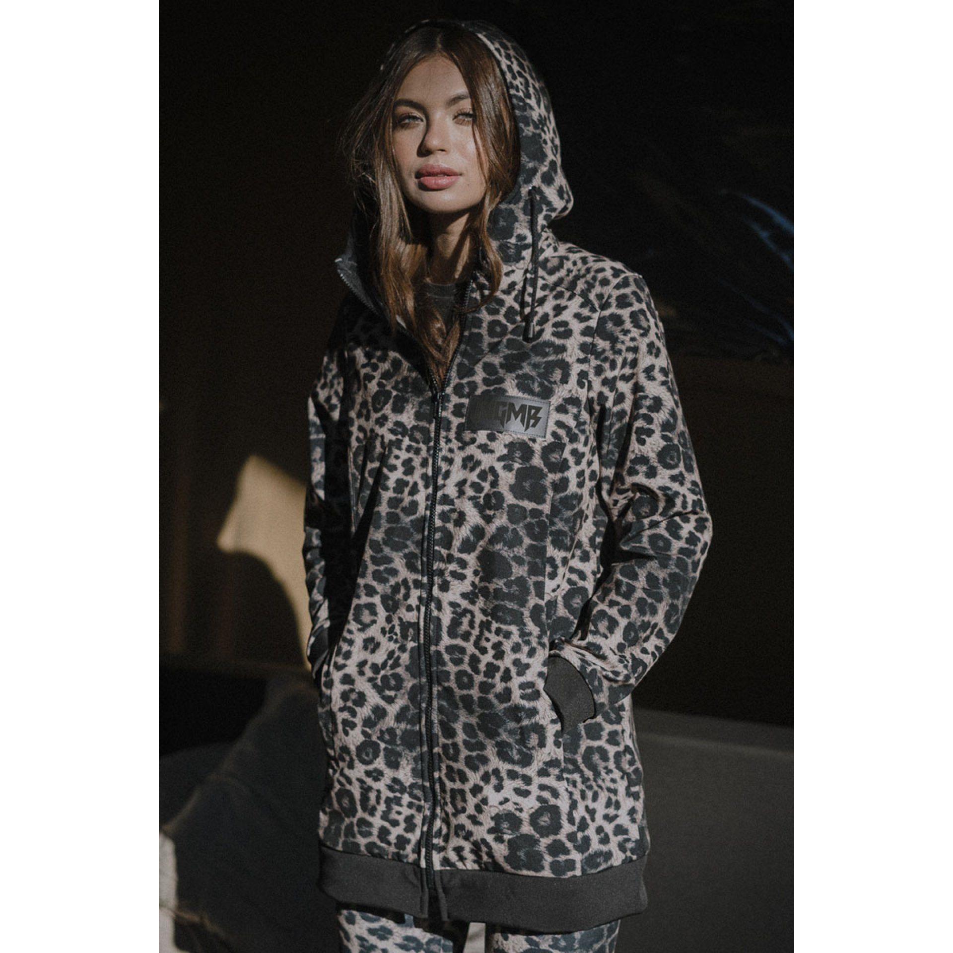SOFTSHELL JUNGMOB PANTHER LONG