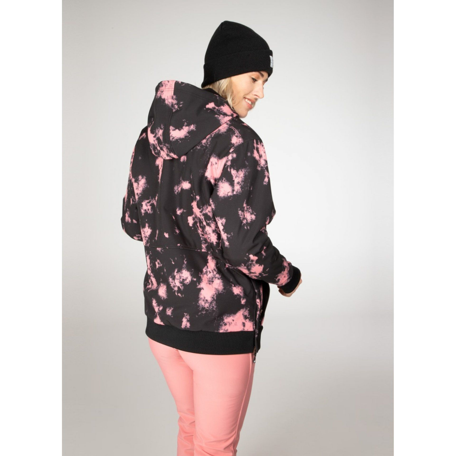 SOFTSHELL PROTEST FAITH THINK PINK P6611902 NA MODELCE