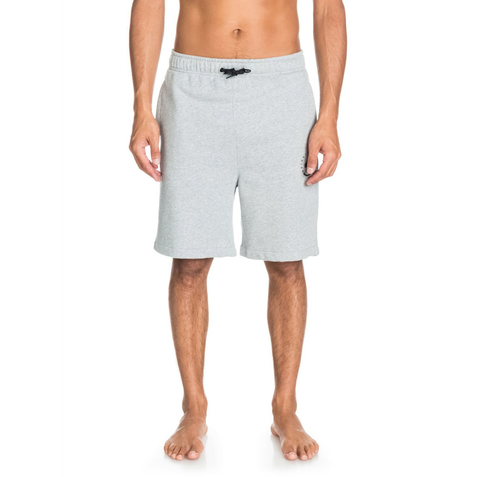 SPOENKI  QUIKSILVER EVERYDAY TRACKSHORT LIGHT GREY HEATHER