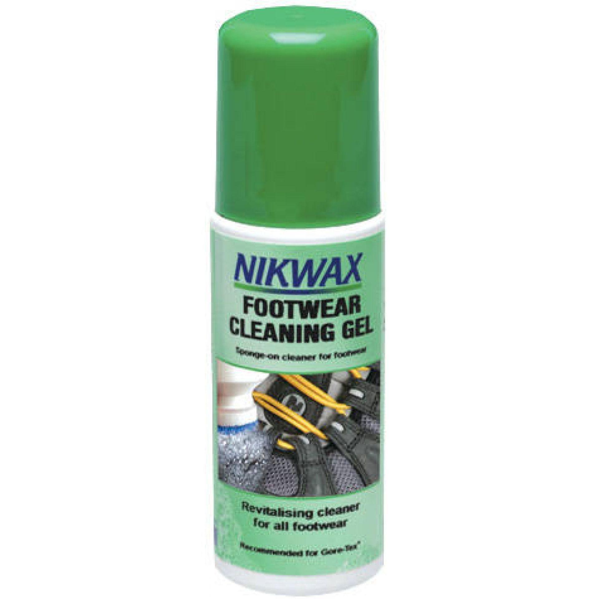 ŚRODEK CZYSZCZĄCY NIKWAX FOOTWEAR CLEANING GEL 1