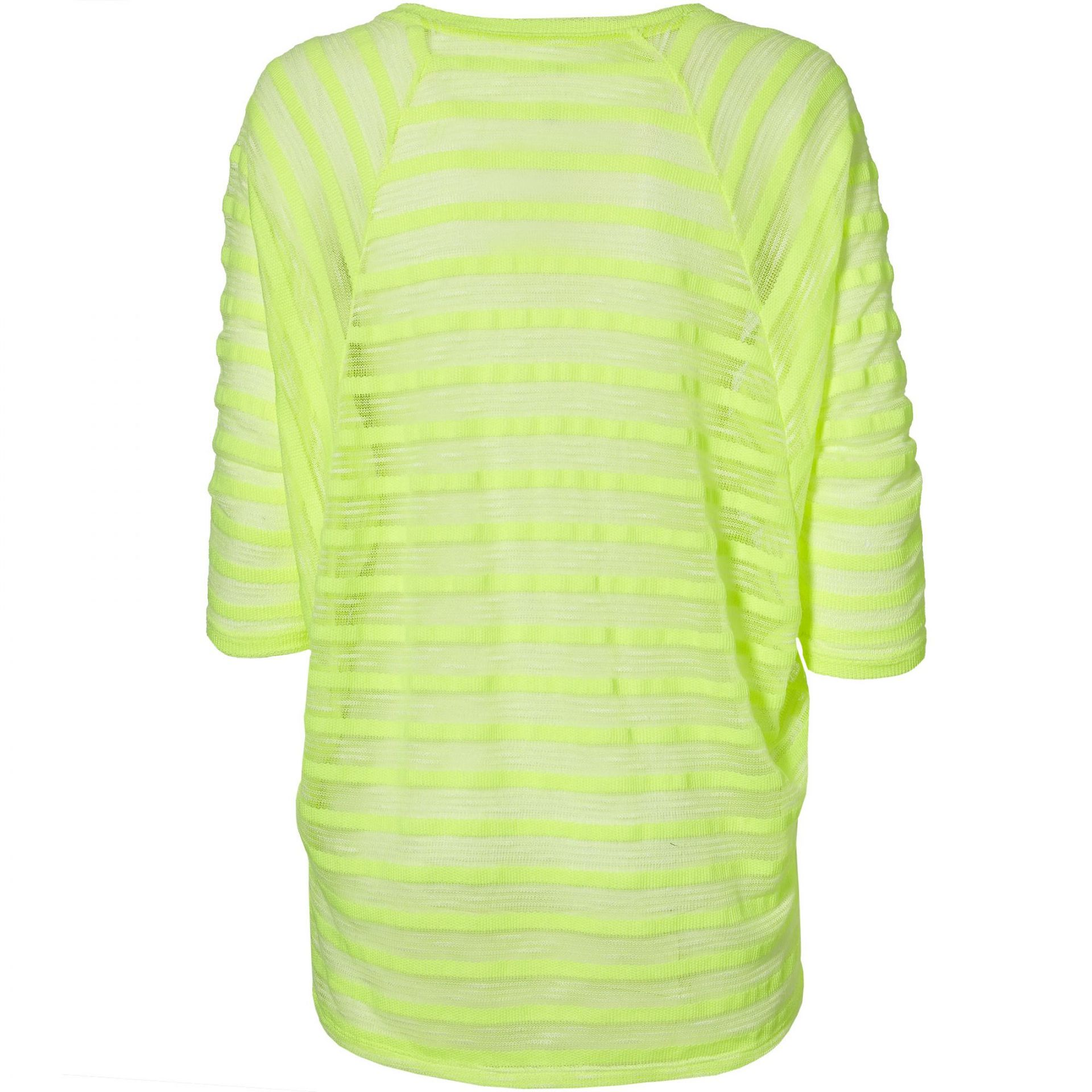SWETER ONEILL APRES SURF PULLOVER BRIGHT LIME PUNCH TYŁ