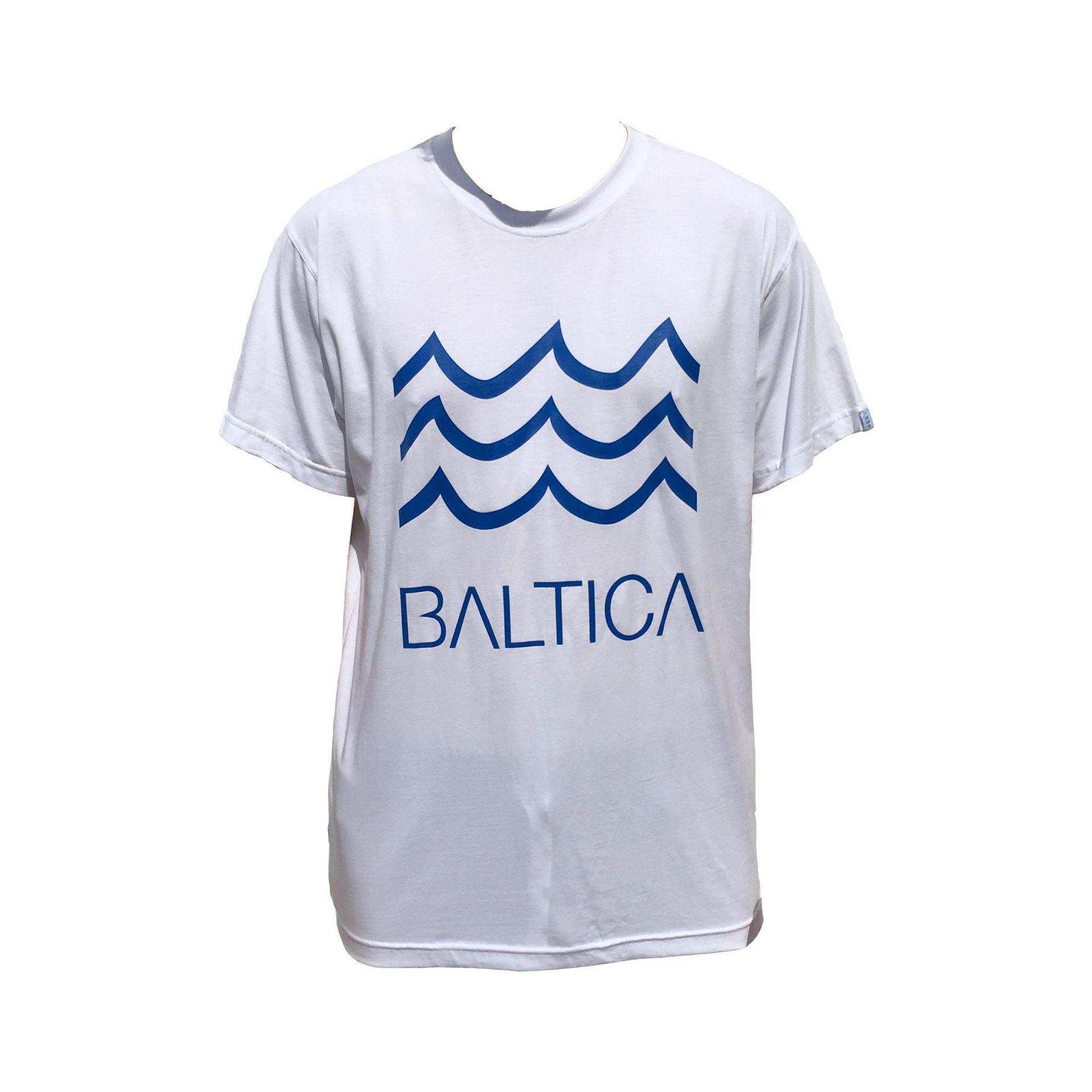 T-SHIRT BALTICA FALA WHITE 1