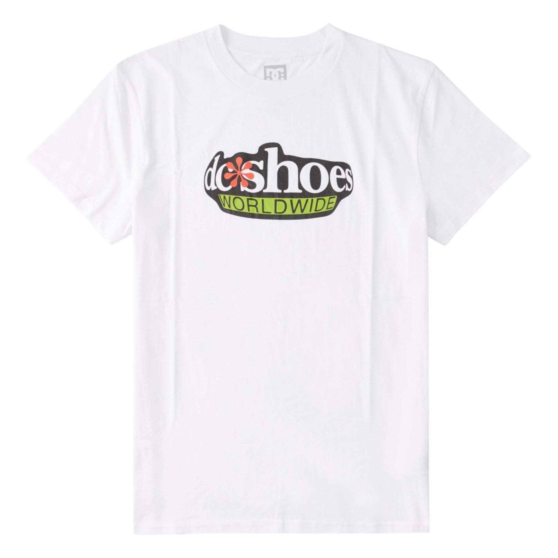 T-SHIRT DC FISHEYE WORLDWIDE ADYZT04908 WBB0