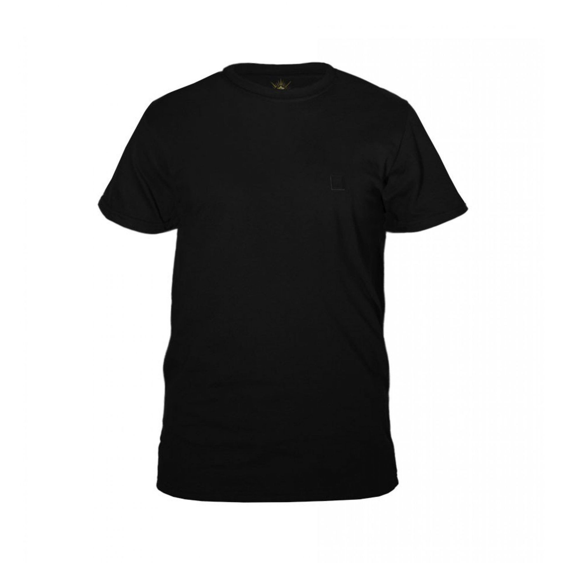 T-SHIRT MAJESTY CAFE RACER BLACK