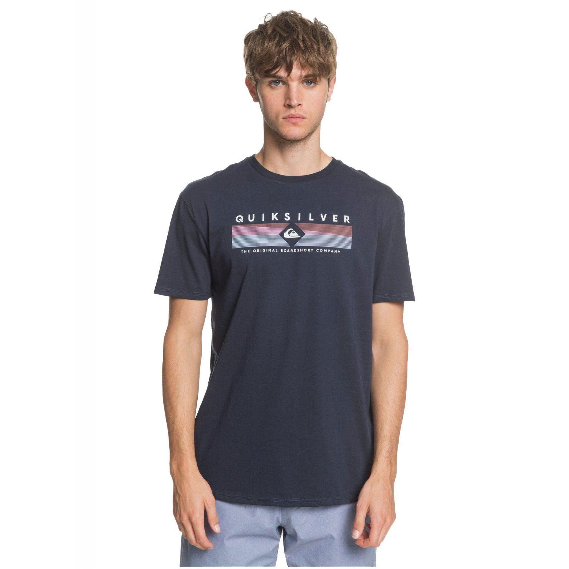 T-SHIRT QUIKSILVER DISTANT FORTUNE EQYZT05764 BYJ0