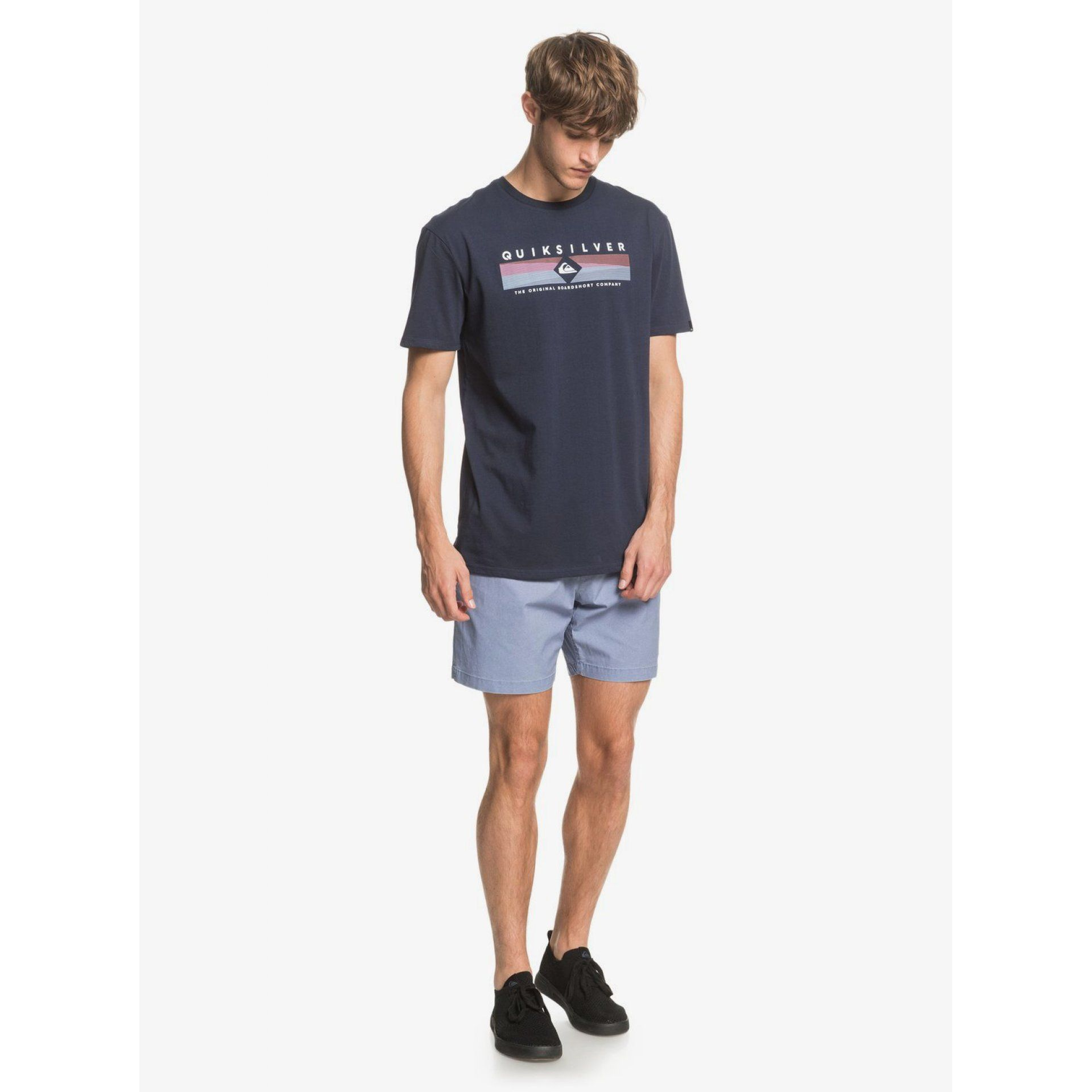 T-SHIRT QUIKSILVER DISTANT FORTUNE EQYZT05764 BYJ0 NA MODELU