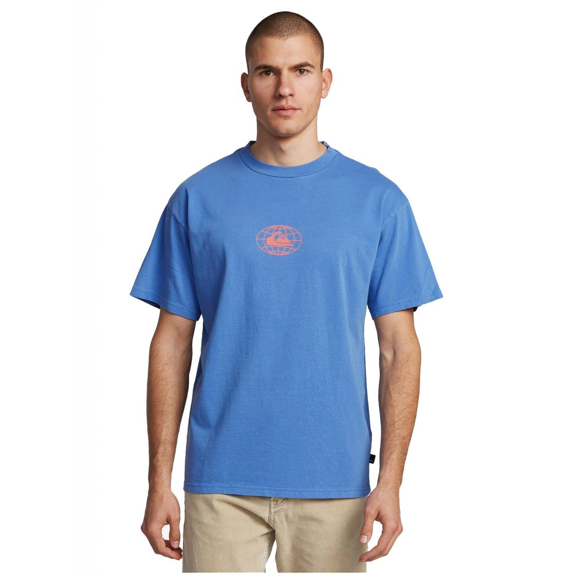T-SHIRT QUIKSILVER GLOBAL GROOVE EQYZT05810 PPM0