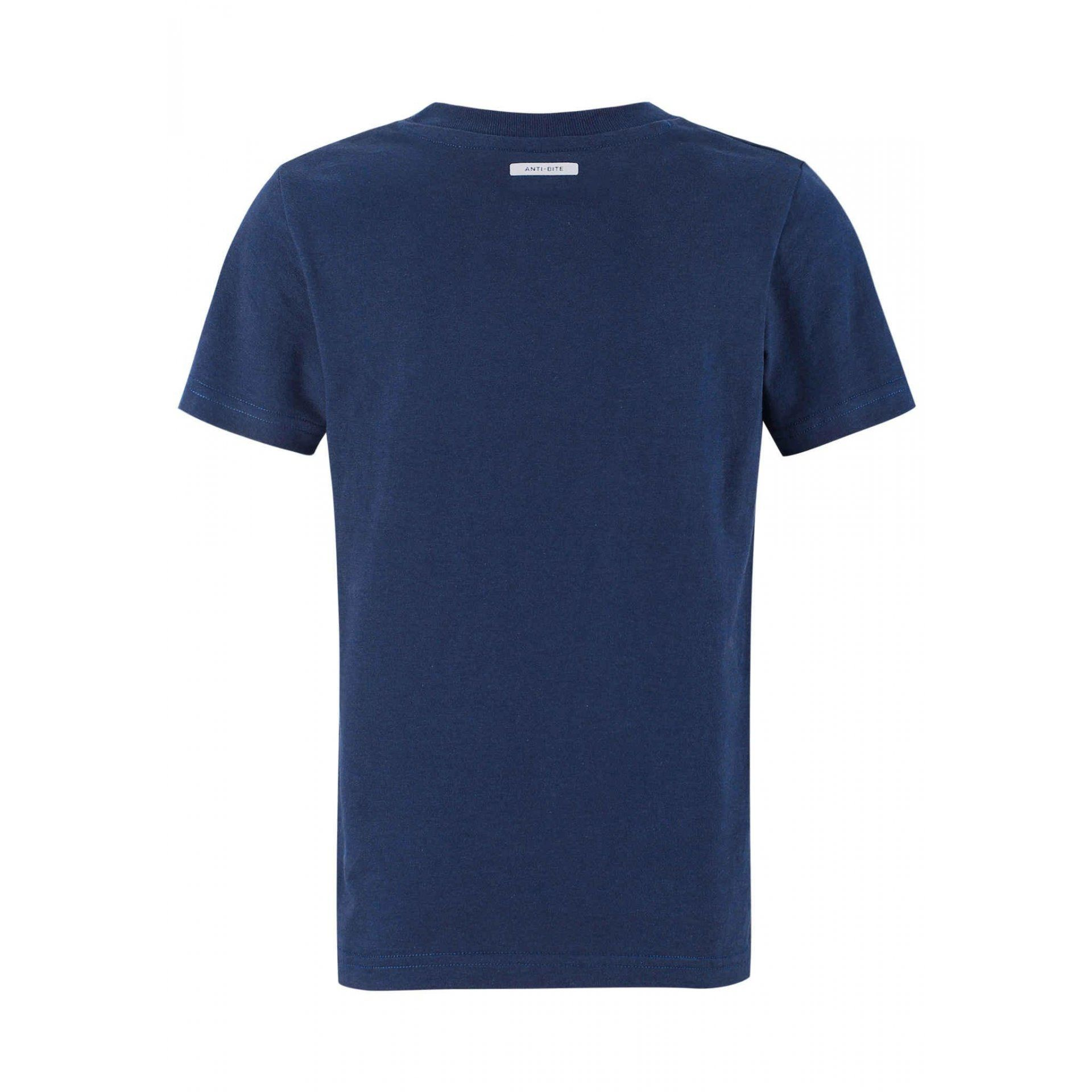 T-SHIRT REIMA SAILBOAT 536503-6980 NAVY TYŁ