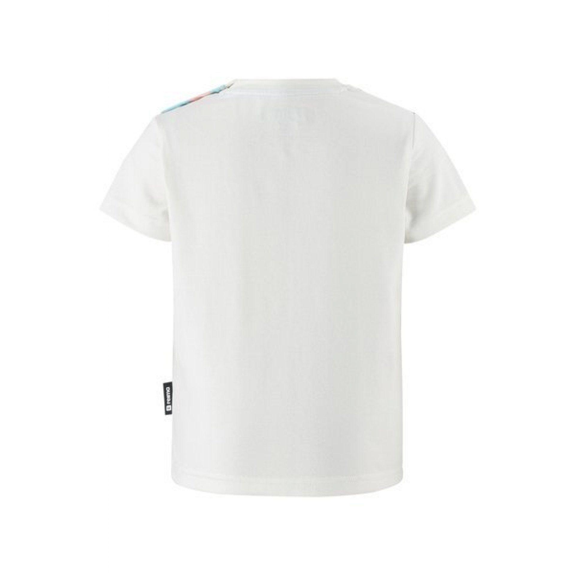 T-SHIRT REIMA SUUNTIMA 526389 0110 WHITE TYŁ