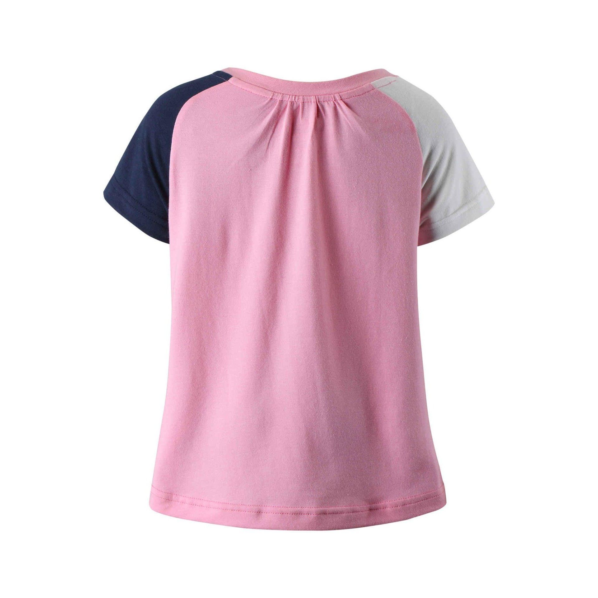 T-SHIRT REIMA WAVEFRONT 526388-4570 ROSE PINK TYŁ