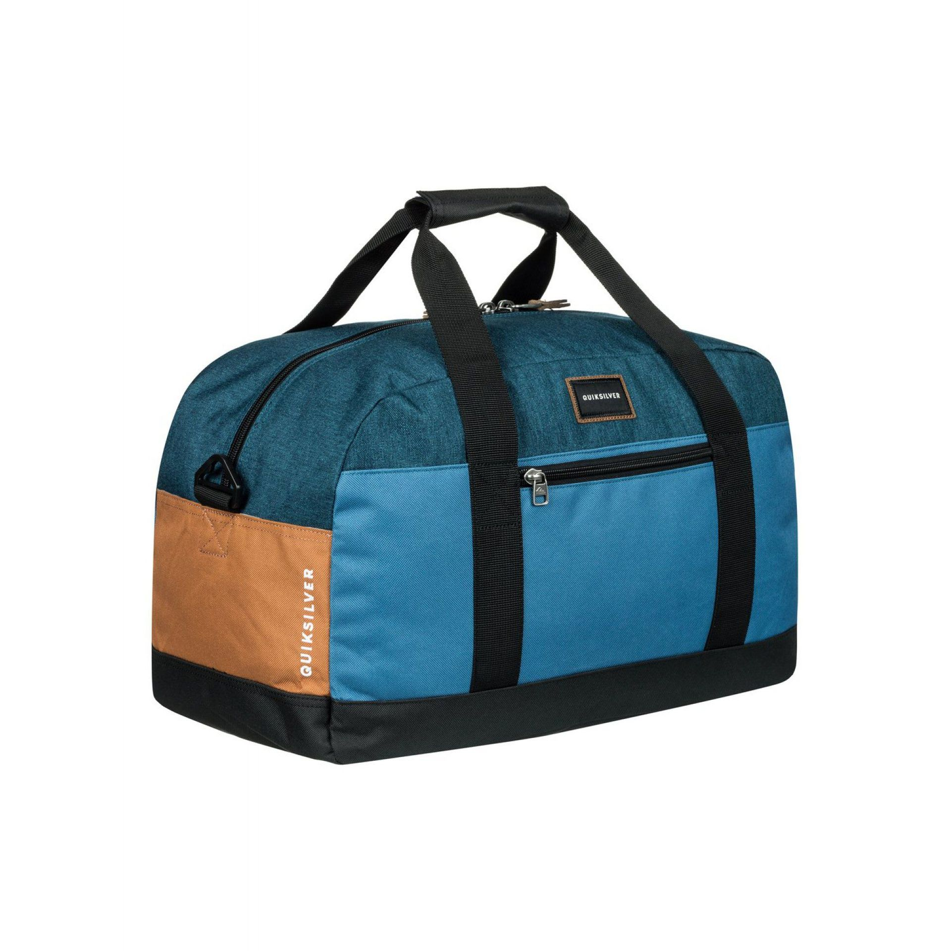 TORBA QUIKSILVER SMALL SHELTER BLUE NIGHTS HEATHER 1