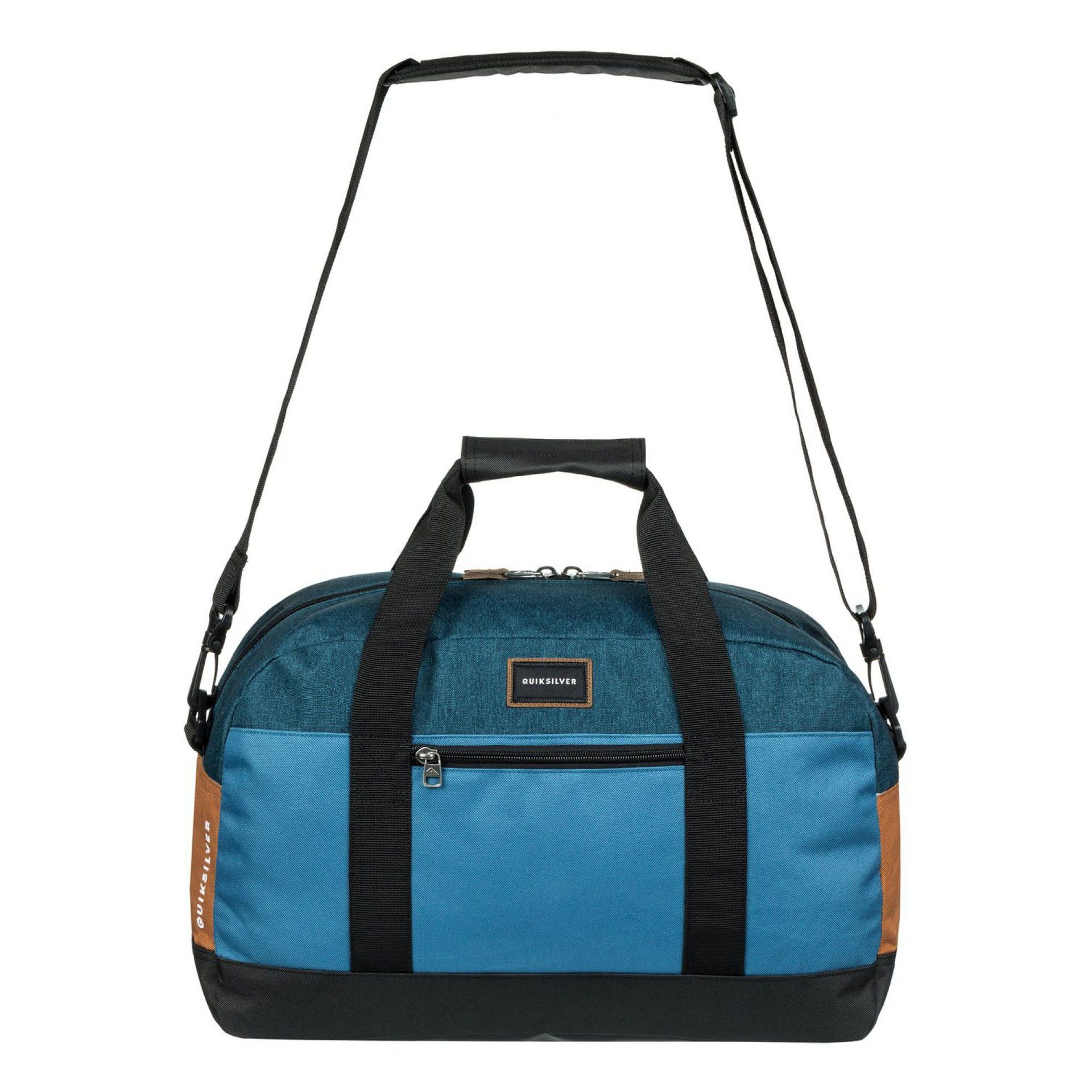 TORBA QUIKSILVER SMALL SHELTER BLUE NIGHTS HEATHER