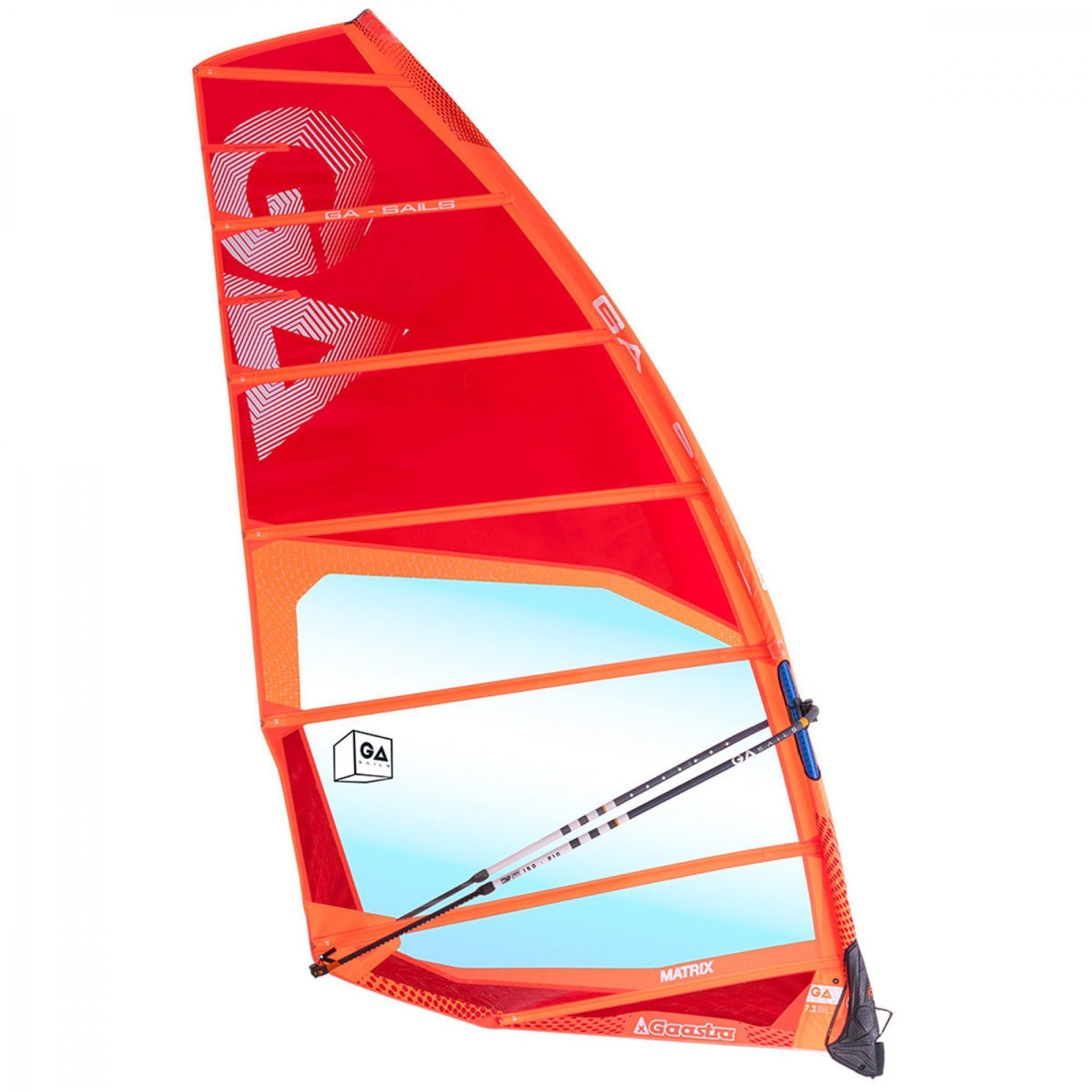 ŻAGIEL GA SAILS MATRIX 2019 RED