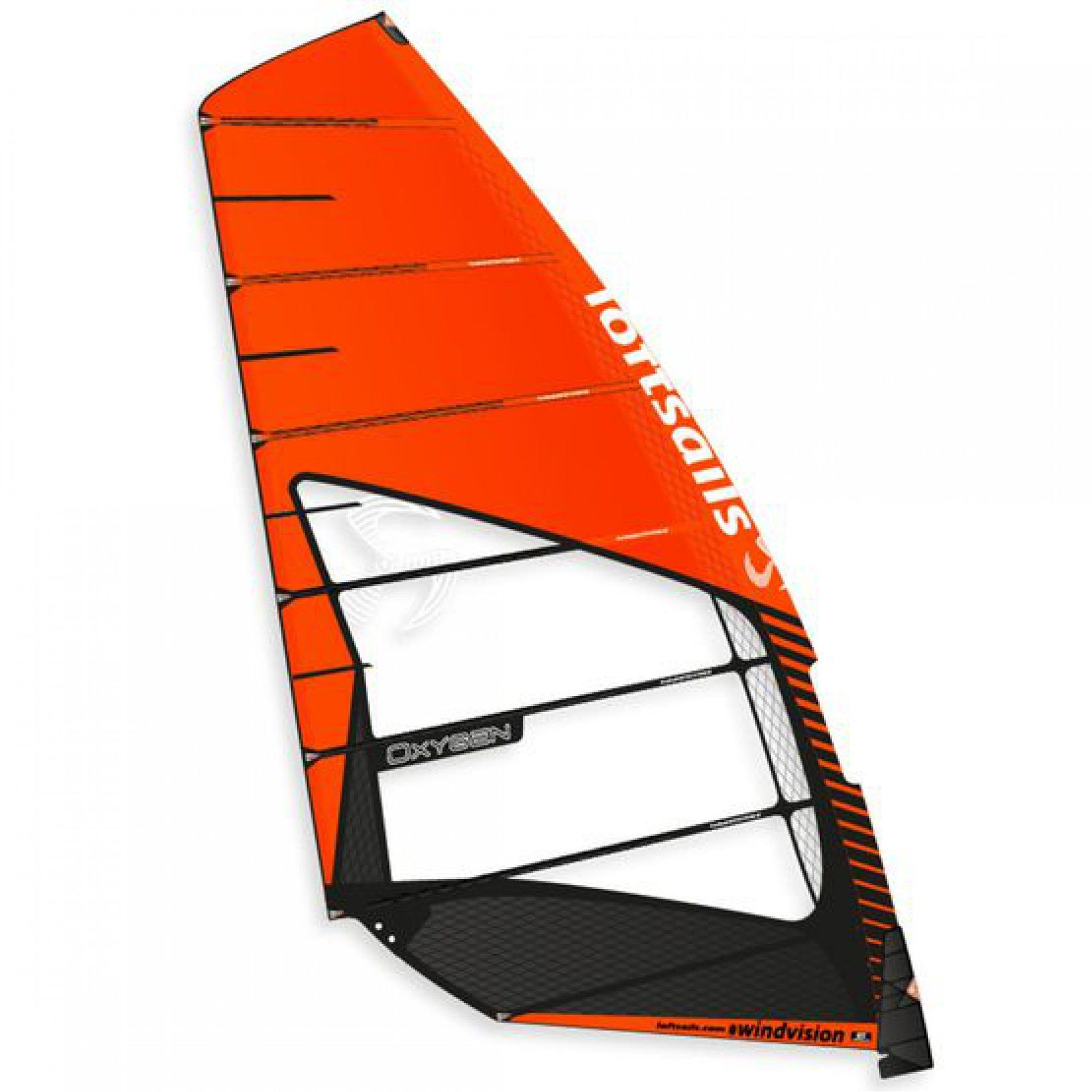 ŻAGIEL LOFTSAILS OXYGEN 2018 ORANGE