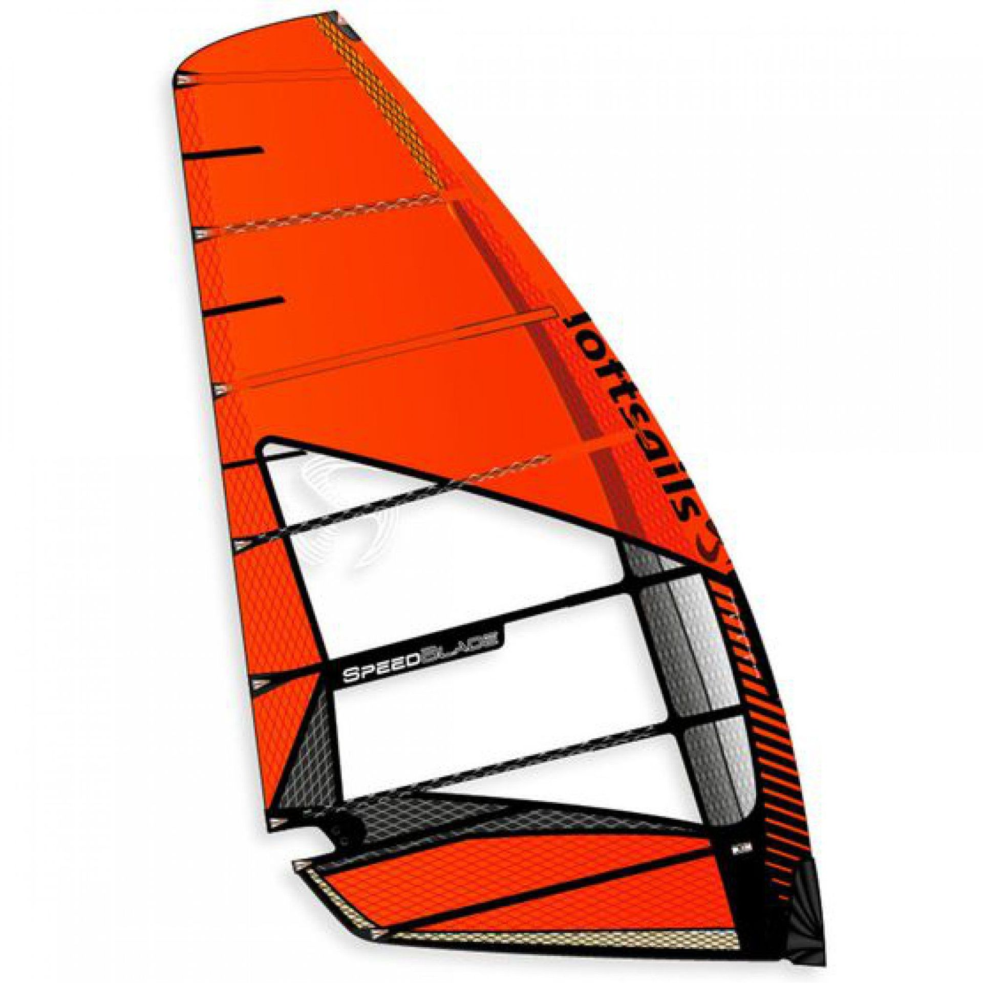 ŻAGIEL LOFTSAILS SPEEDBLADE 2018 ORANGE 1