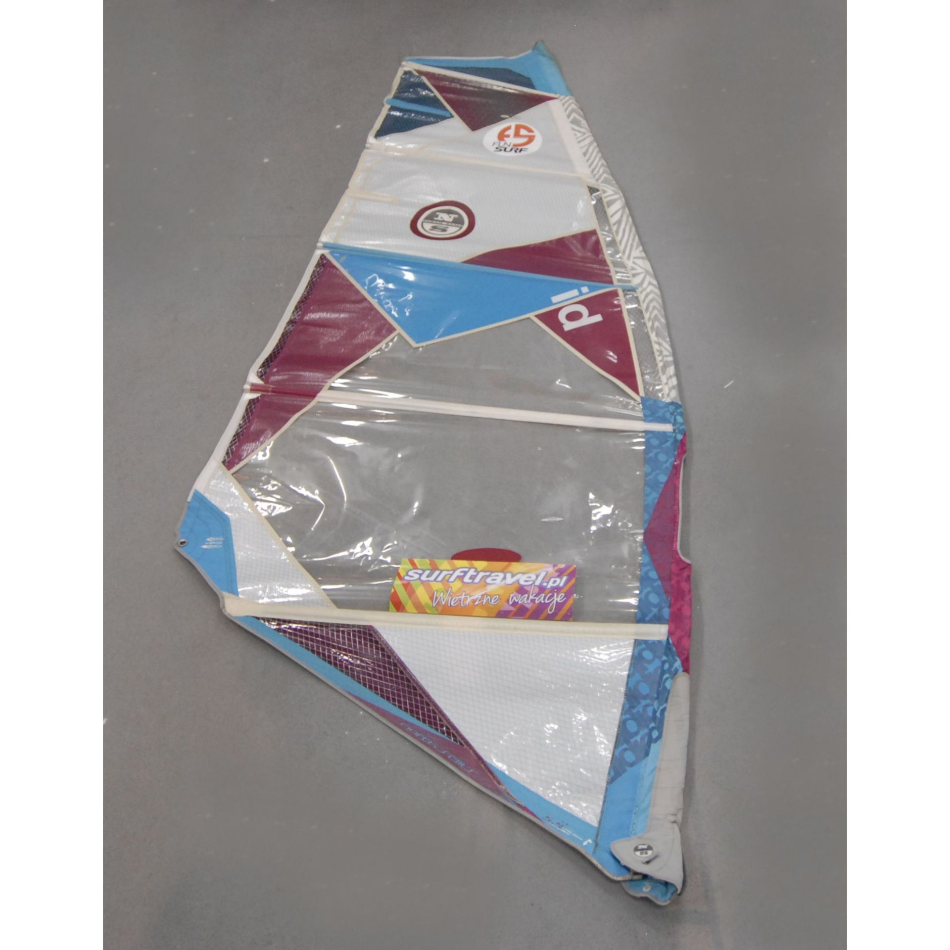 ŻAGIEL WINDSURFINGOWY NORTH SAILS  ID 5.9 - FREERACE (155936)