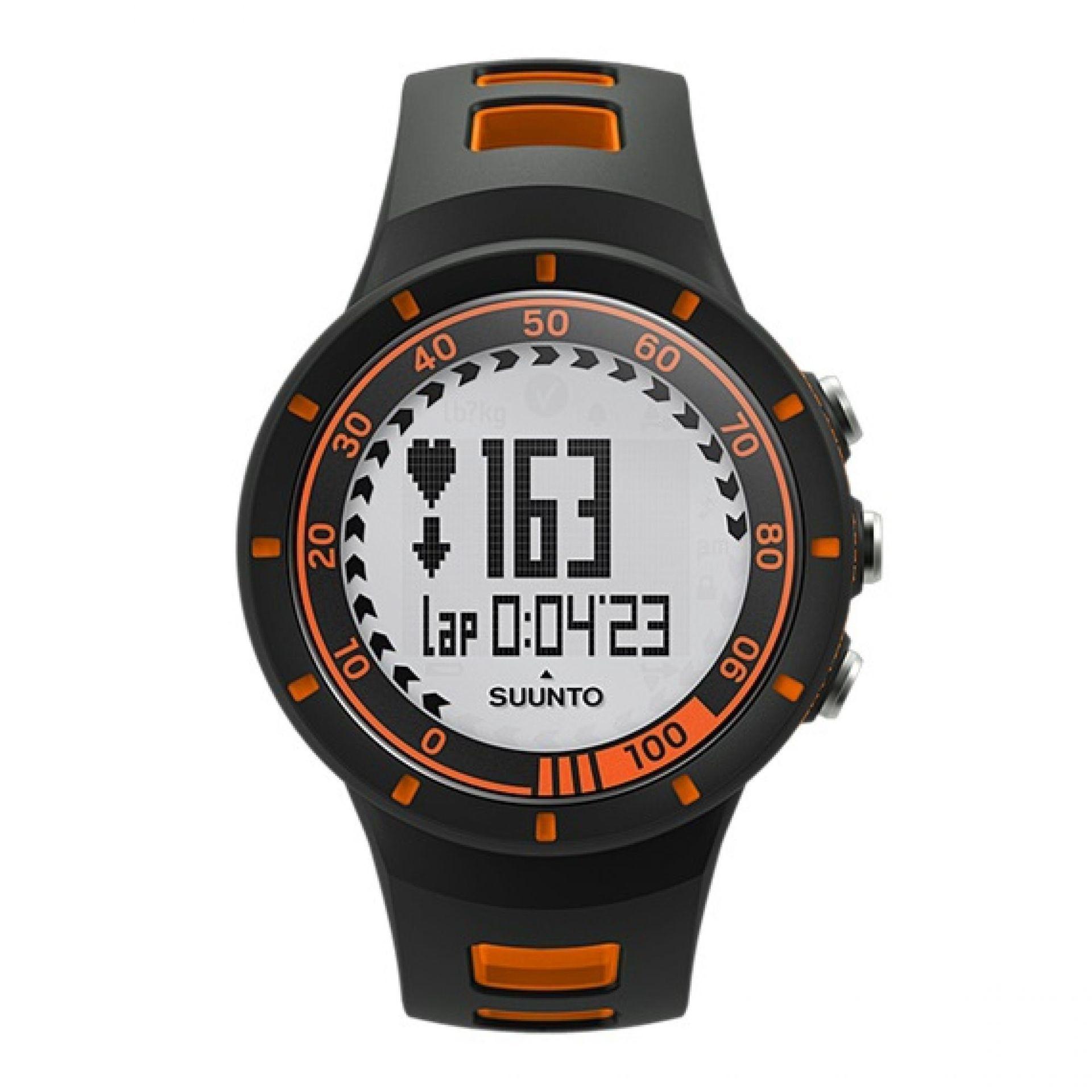Zegarek Suunto Quest Pomarańczowy
