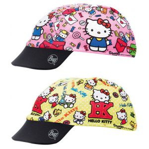 CZAPKA BUFF BUFF KIDS HELLO KITTY CANDY POCKET 2015 RÓŻOWY|ŻÓŁTY