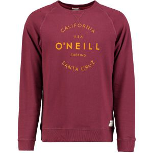 BLUZA ONEILL  LM JACK'S BASE TYPE SWEATSHIRT  2017 BORDOWY