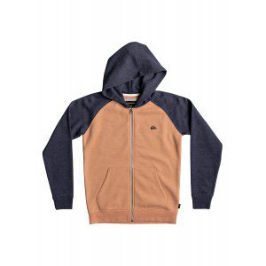 BLUZA QUIKSILVER EVERYDAY ZIP-UP HOODIE  2018 SZARY|BEŻOWY