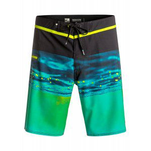 BOARDSHORTY QUIKSILVER HOLD DOWN VEE 19 2017 WIELOKOLOROWY