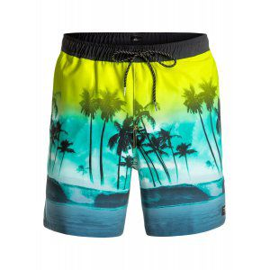 BOARDSHORTY QUIKSILVER WAVES VOLLEY 17 2017 WIELOKOLOROWY