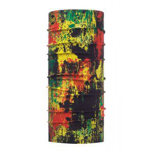 CHUSTA BUFF  HIGH UV PROTECTION RASTA  WIELOKOLOROWY