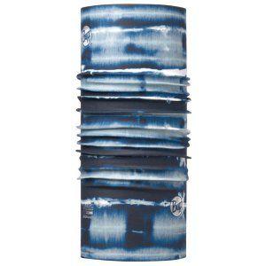 CHUSTA BUFF  HIGH UV PROTECTION SHIBOR SEAPORT BLUE GRANATOWY NIEBIESKI