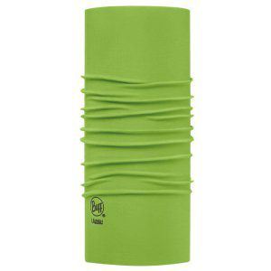 CHUSTA BUFF  HIGH UV PROTECTION SOLID GREENERY ZIELONY