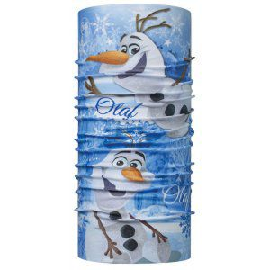 CHUSTA BUFF ORIGINAL CHILD FROZEN OLAF BLUE  NIEBIESKI