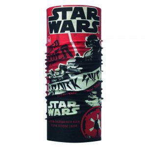 CHUSTA BUFF  ORIGINAL STAR WARS GALAXY TOUR RED  CZERWONY|CZARNY