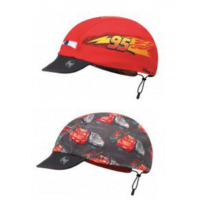 CZAPKA DWUSTRONNA BUFF  CHILD CAP CARS LIGHTING MCQUEEN RED MULTI CZERWONY