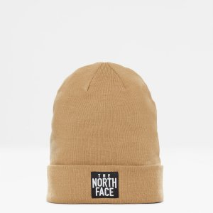 CZAPKA THE NORTH FACE DOCK WORKER 2019 BEŻOWY