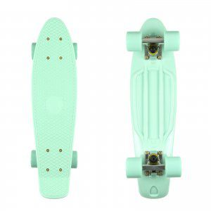 FISHBOARD FISH SKATEBOARDS CLASSIC ZIELONY