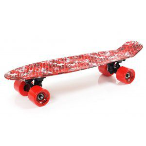 FISHBOARD SMJ SPORT UT-2206 RED JUNGLE
