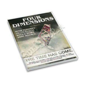 FILM DVD FOUR DIMENSIONS